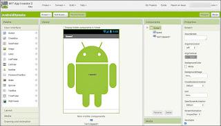Membuat Aplikasi Android Tanpa Coding - MIT App Inventor