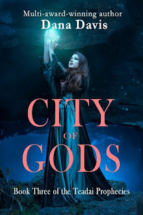 City of Gods: Book Three of the Teadai Prophecies
