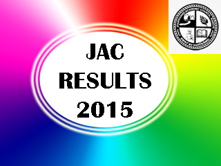JAC Intermediate Arts Result 2015
