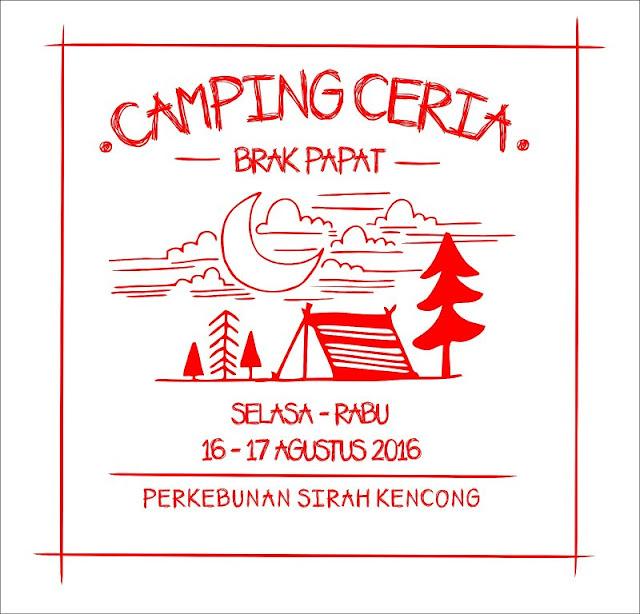 Camping Cerita di Brak Papat