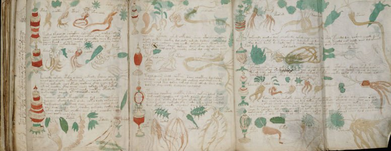 The first ever copies of the 'world's most mysterious book' are about to be released