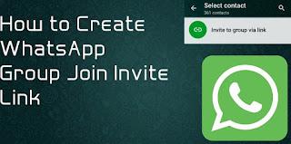 Cara Simple Membuat Link Undangan Grup Whatsapp Android