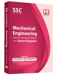 SSC JE Mechanical Engineering Solved Papers eBook PDF Download