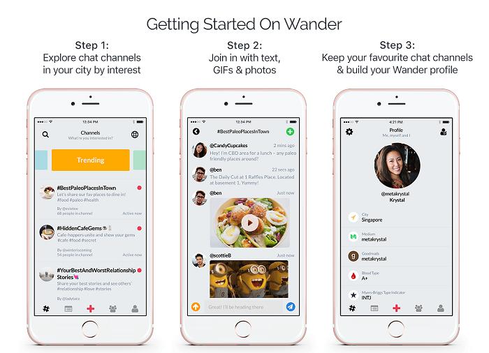 Wander Group Chat App Treks into Thailand - PostupnewsEN