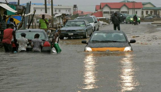 110,000 persons, 24 communities affected over Makurdi flood