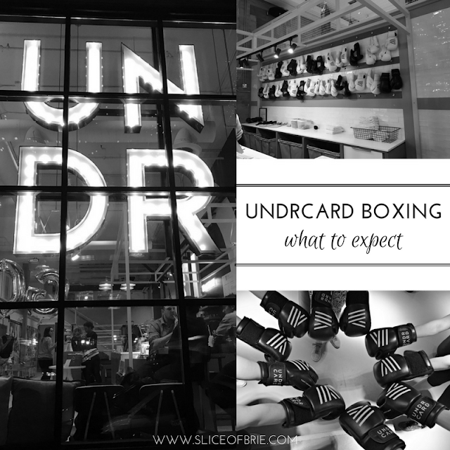 What to expect your first time at UNDRCARD boxing studio Calgary
