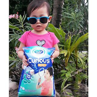 dhia zahra, susu dutch lady, susu tepung kanak-kanak 1 hingga 2 tahun, pilihan susu tepung untuk anak,