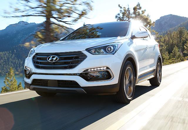 Giới thiệu Hyundai SantaFe 2.2L máy dầu phiên bản đặc biệt AWD ảnh 18