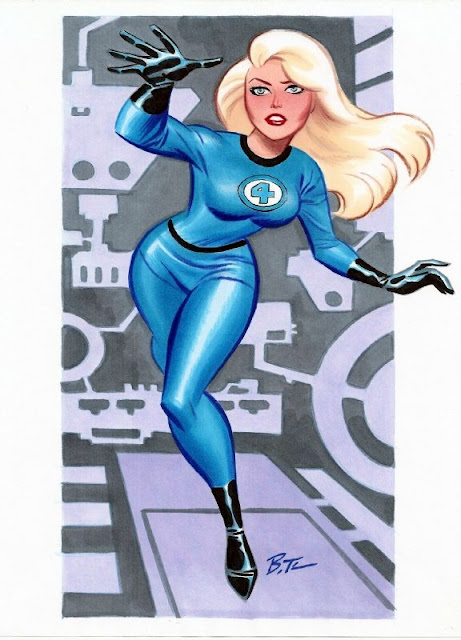 Invisible Woman - Marvel Comics