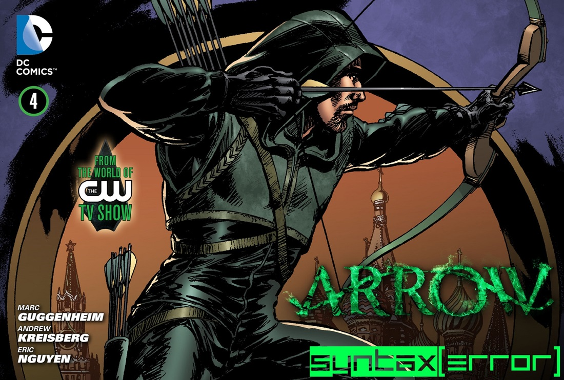 Arrow-ตอนที่ 4