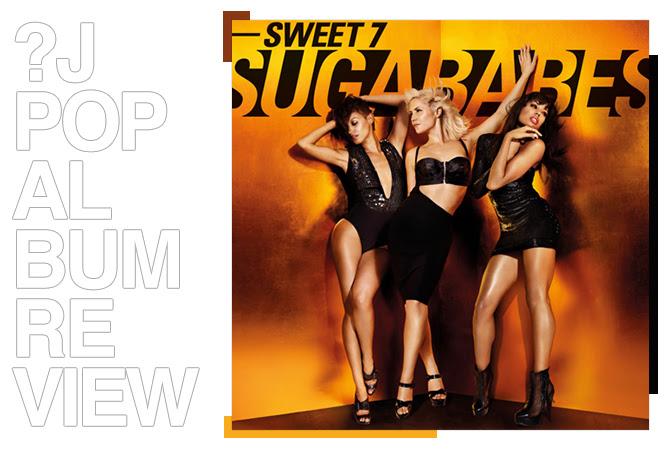 Album review: Sugababes - Sweet 7 | Random J Pop