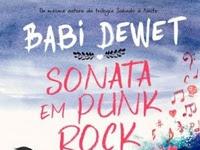 Resenha Nacional Sonata em Punk Rock - Cidade da Música # 1 - Babi Dewet