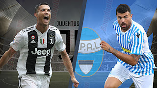 Watch Juventus vs SPAL live Streaming Today 24-11-2018 Italy Serie A