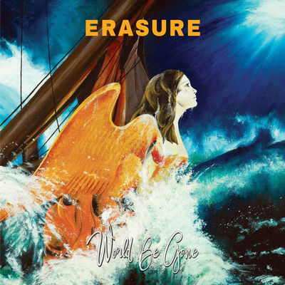 Erasure - World Be Gone - Album Download, Itunes Cover, Official Cover, Album CD Cover Art, Tracklist