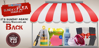 Sunday Flea Market: Nail Clipper for Rs.23 | Atek Extension Cord 6 Multiple Socket 1.5 Meters for Rs.93 | Zuska Intense Protection Saving Cream, Soap & Lotion for Rs.63 & more