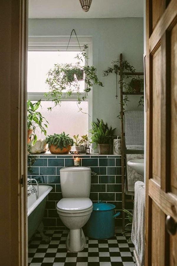Delicieux Jungle Bathroom