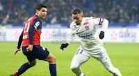 ليل يحقق الفوز على ليون بهدف في الجولة السادسه عشر من الدوري الفرنسي