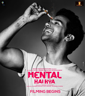 Mental Hai Kya First Look Poster 9