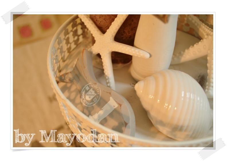 White and maritim mayodans home garden crafts for Schone dekosachen