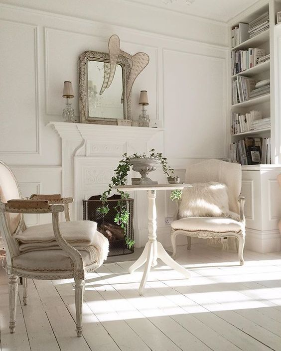 Decor Inspiration | At Home With : Janet Parrella-van den Berg ...