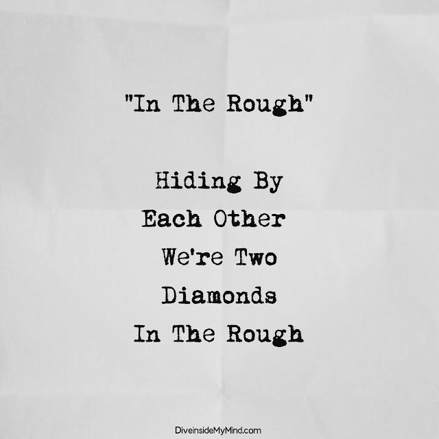 diamond in the rough poem - photo #14
