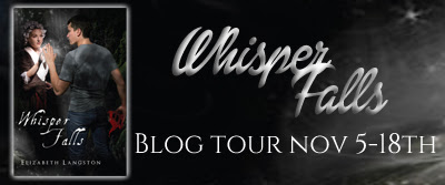 Whisper Falls by Elizabeth Langston tour