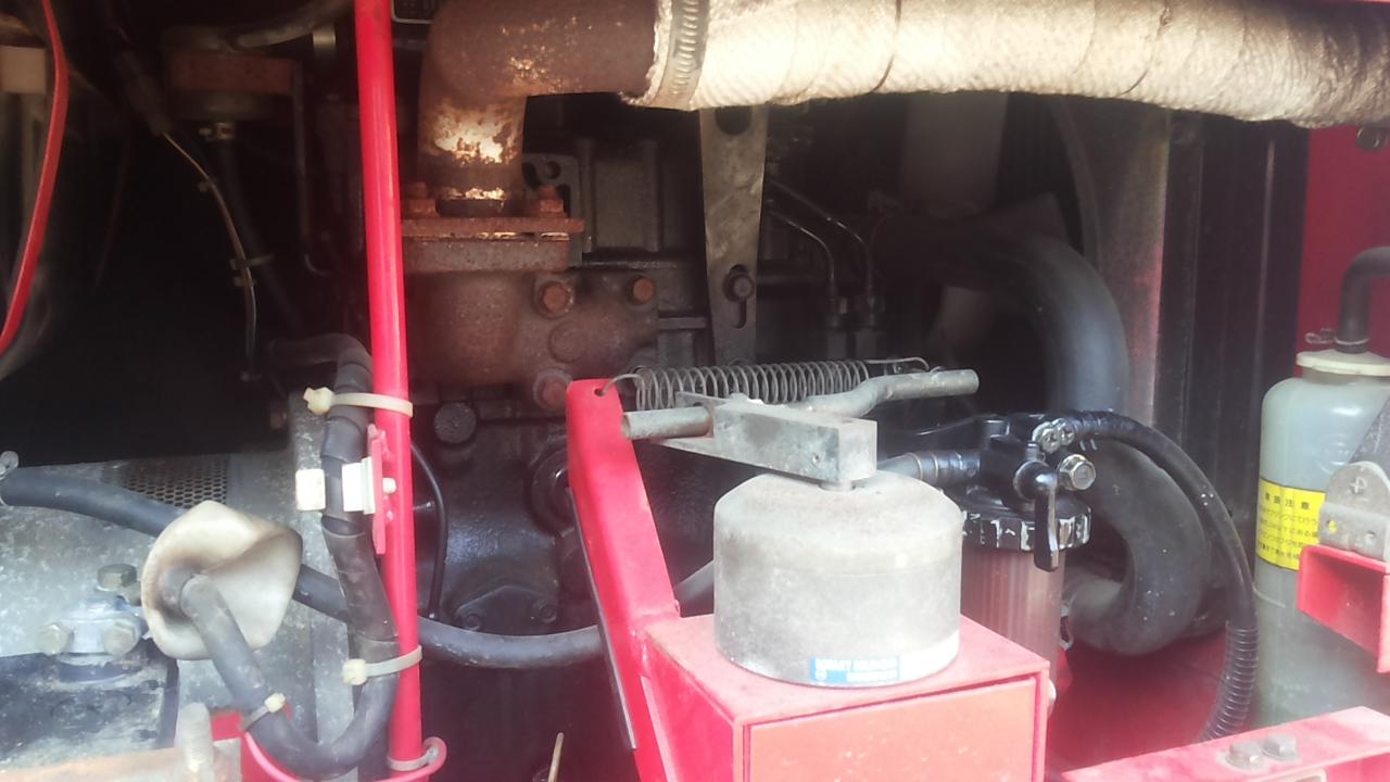 Denyo welding generator Manual J