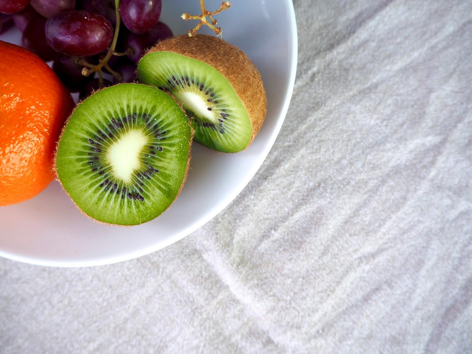 Herkullisia hedelmiä - nämähän ovat vegaanisia, eikö?