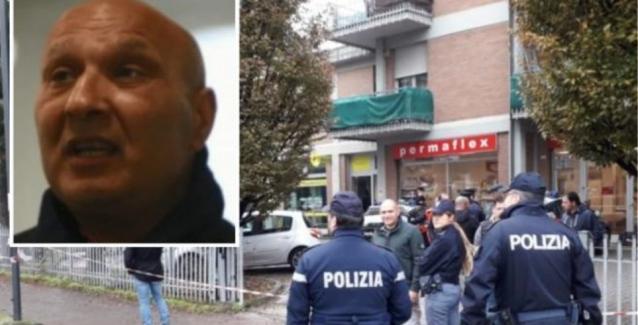 Συνελήφθη μετά από 7 ώρες ο μαφιόζος που κρατούσε ομήρους