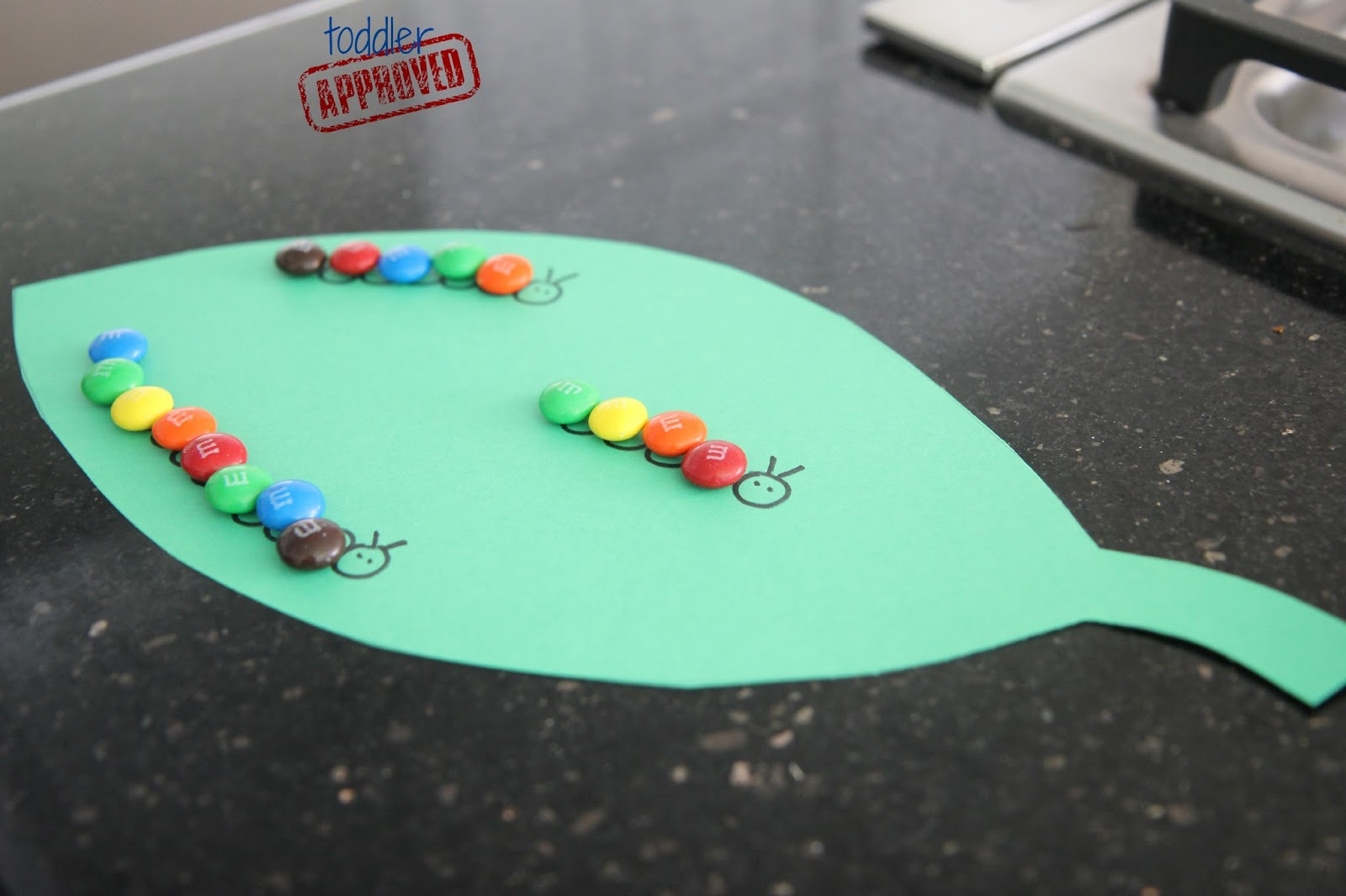Toddler Approved 4 Very Hungry Caterpillar Activities