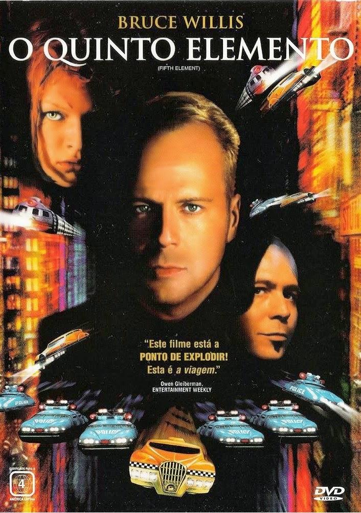 O Quinto Elemento – Dublado (1997)