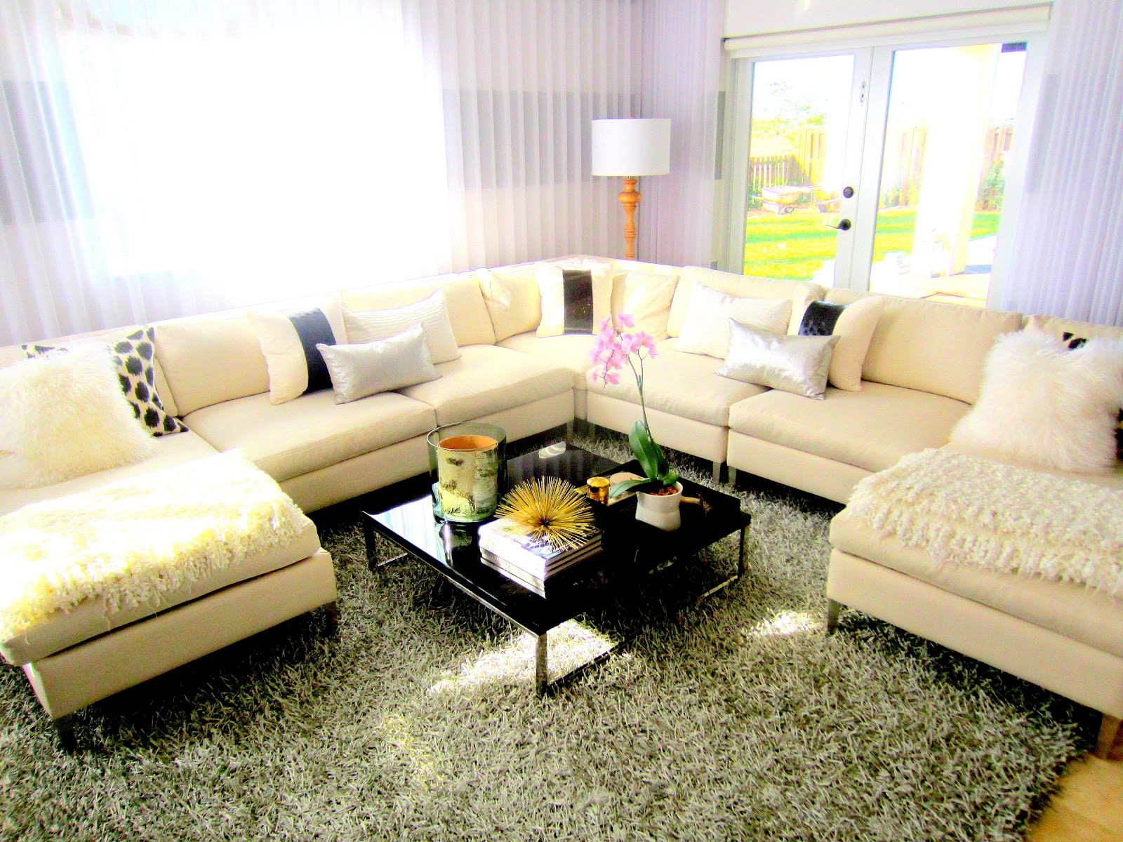 The Cuban In My Coffee Furniture Review My White Sectional Sofa