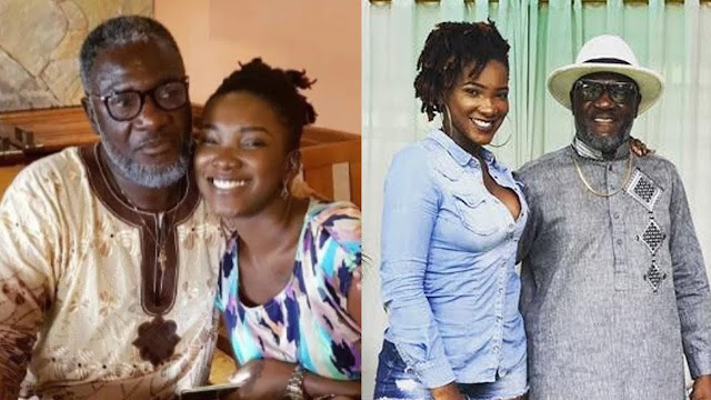 Ebony's father responds to evangelist Addai on illuminati claim [Watch Video]