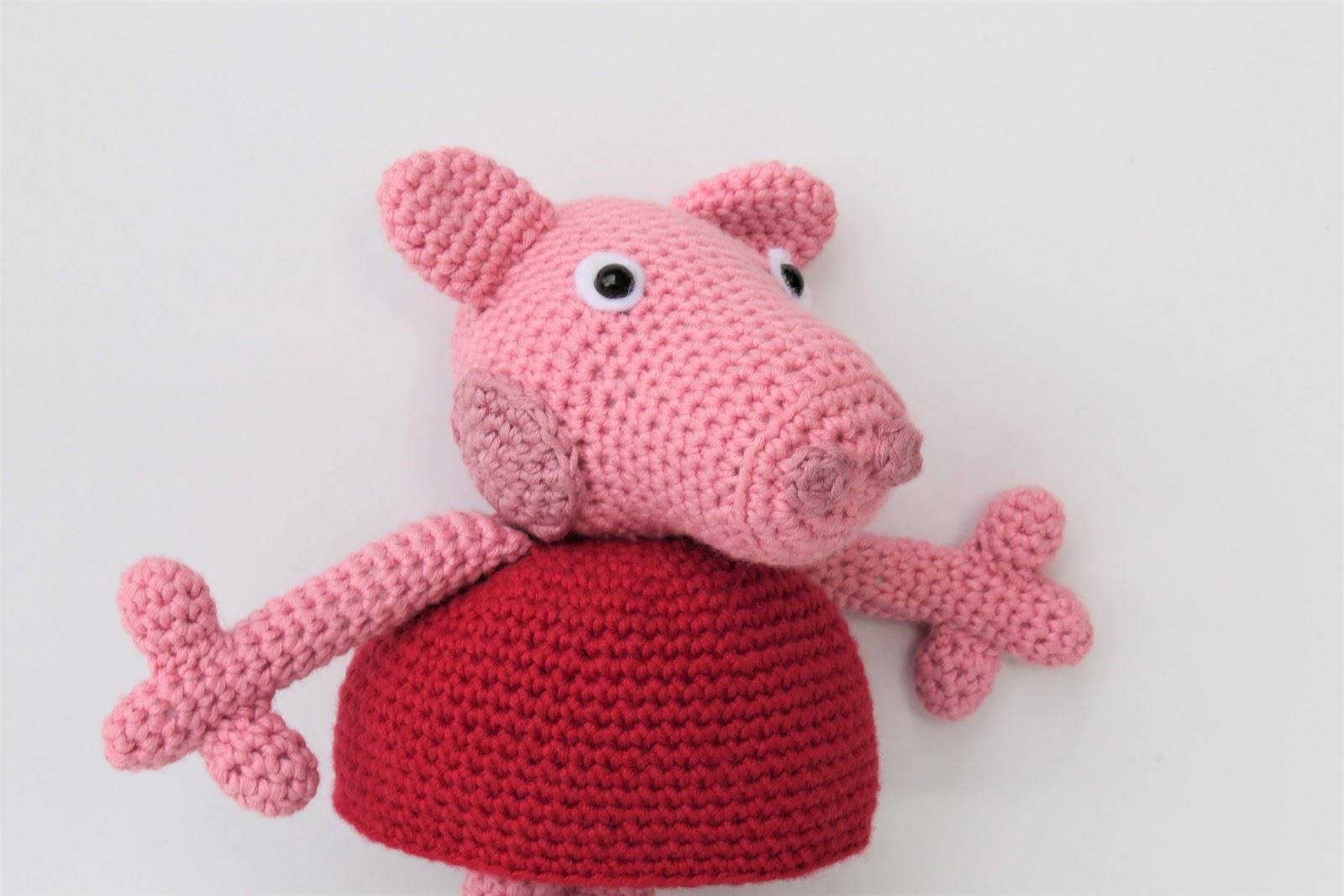 Free Amigurumi Patterns Star Wars : matemo: Peppa Pig amigurumi