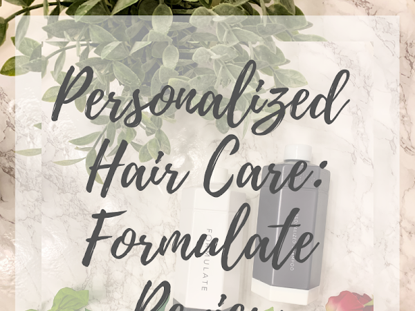 Personalized Hair Care: Formulate Review