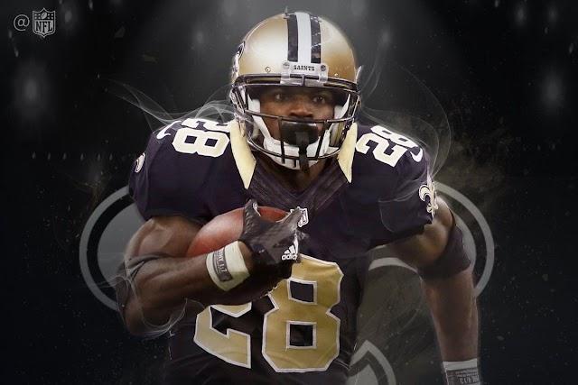 A nova estrela do New Orleans Saints