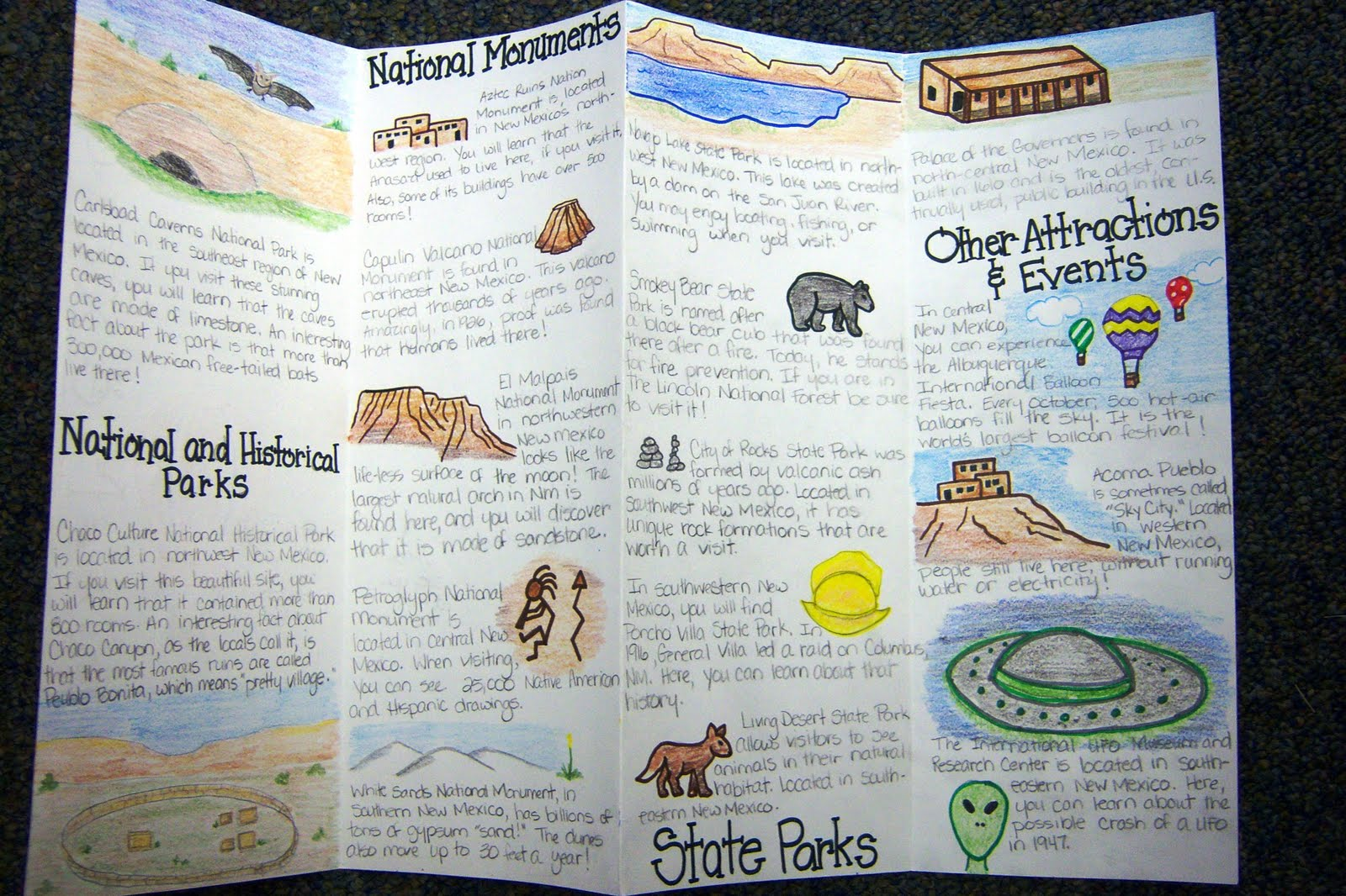 Book Brochure Project Example Ideal Vistalist Co
