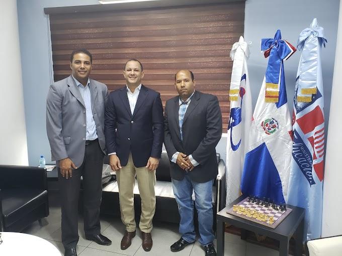Torneo Nacional de Ajedrez juvenil 2018 será dedicado al Ing. Jorge Minaya director del INEFI.