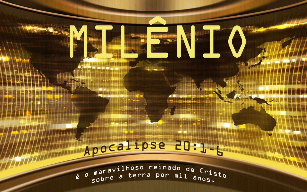 Escatologia estudos o mil nio the millennium for Entradas 4 milenio