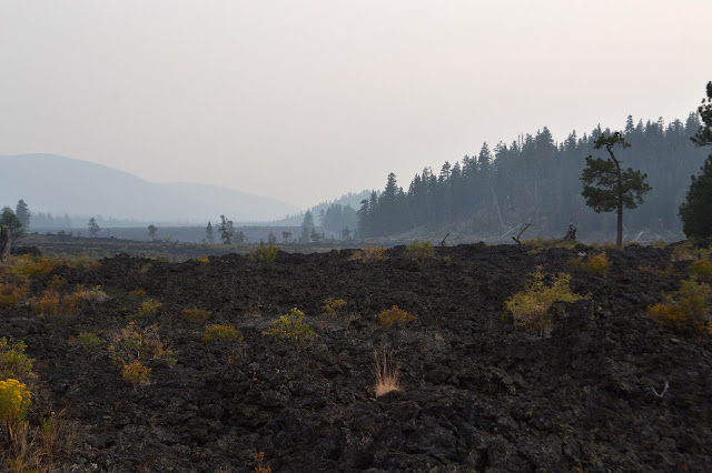 layers of smoky land