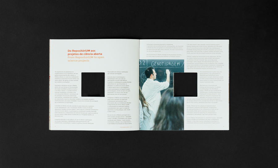 magazine-gen design studio-cover-layout-paper-grey-orange-open