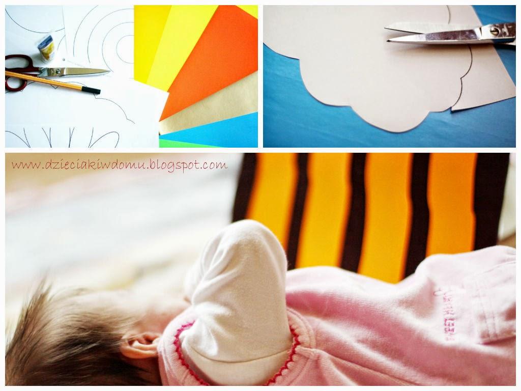 Jaskrawe obrazy dla niemowlaka