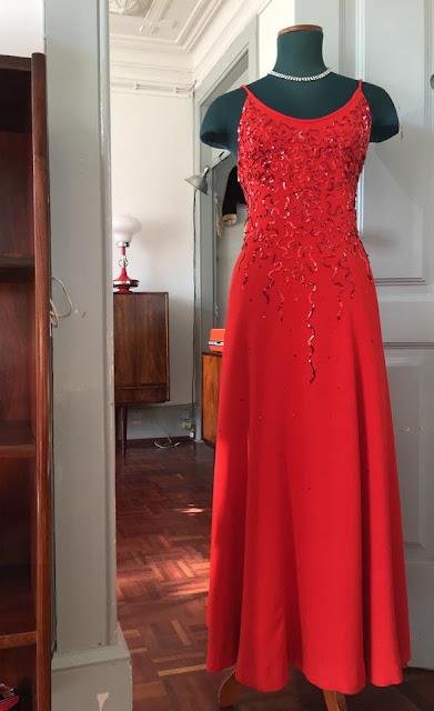 vintage, vestido vintage, roupa vintage, natal vintage, festa vintage