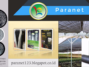 Agar Pembibitan Maksimal, Gunakan Greenhouse Paranet