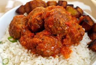 5 Ways Nigerians Eat Rice