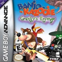 Rom de Banjo-Kazooie: Grunty's Revenge - PT-BR - GBA - Download