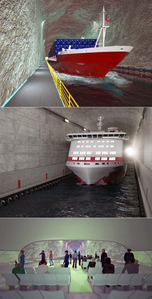 stad skipstunnel-norvegia-mare-vapoare-croaziera