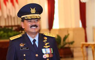 Panglima TNI Mutasi Sejumlah Jabatan Strateegis