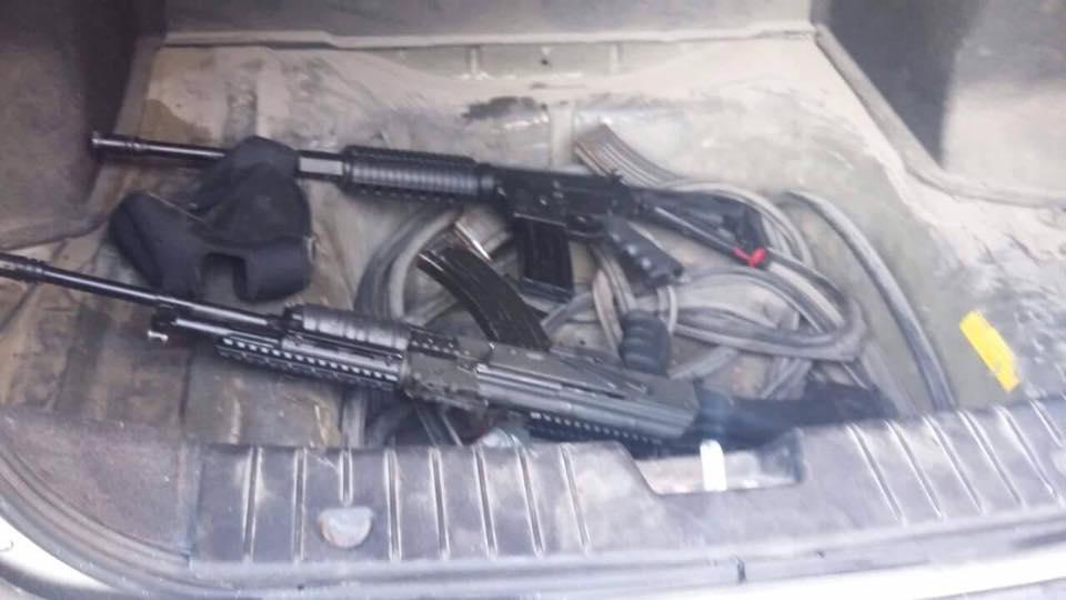 Imagenes Detienen a tres Zetas que secuestraban en Cd Victoria posibles autores de la muerte a una familia