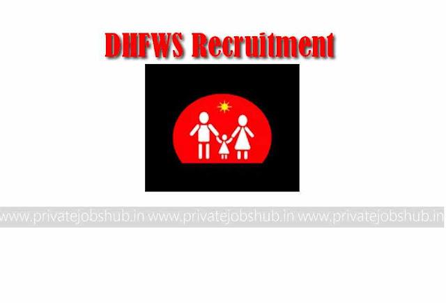 DHFWS Recruitment